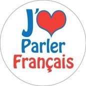J'aime Parler Français!!!
