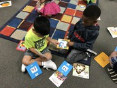 Partner reading is fun!