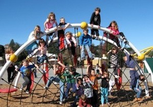 Mary Collins School Playground
