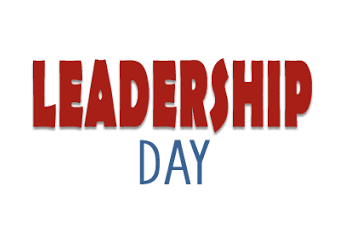 Last Call...Leadership Day...A Few Items Left!