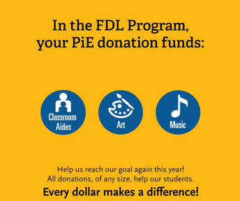 PiE Helps Our Schools!