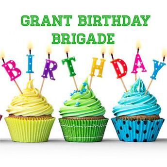 Grant Birthday Brigade