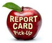 report card pick up