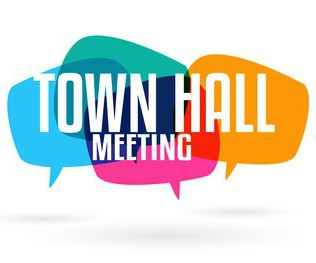 Parent Town Hall Meeting: 6:00 pm Tonight