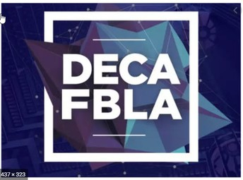 Come Join DECA and FBLA!!