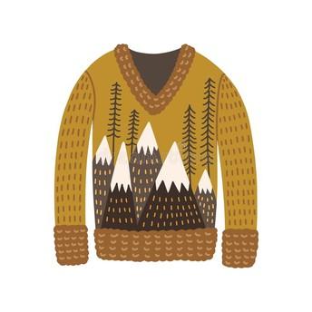 WWF Cozy Sweater Day