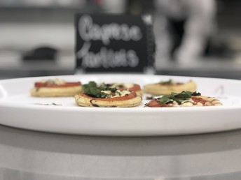 Food Preparation at Academic Extravaganza