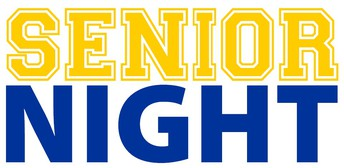 Senior Night this FRIDAY!