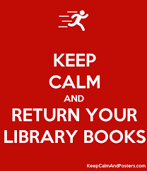 Calling all Library Books!