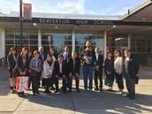 Beaverton High School Visit