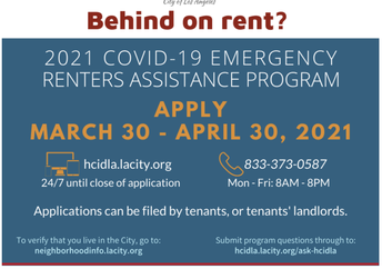 Rental Assistance Still Available