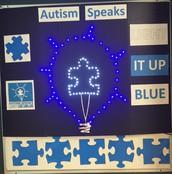 Light it up Blue!