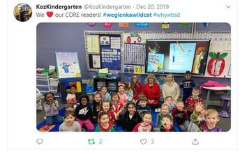 Mrs. Kosztowny uses Twitter!