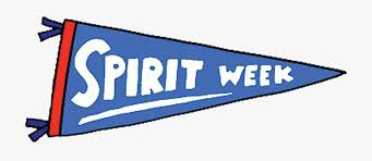 VIRTUAL SPIRIT WEEK 4/13 - 4/17