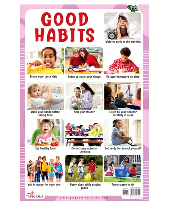Elementary Parent Corner: Habits at Home Can Help Your Child Thrive in School and Life