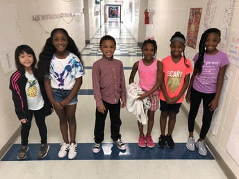 Officers for 2018-2019 School Year