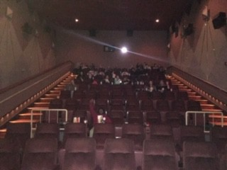 """Leadership Group watching """"The Hate You Give""""+"""