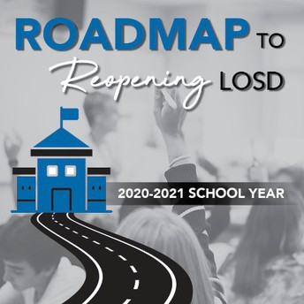 logo of Roadmap to Reopening