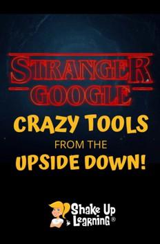 STRANGER THINGS...Google Style!