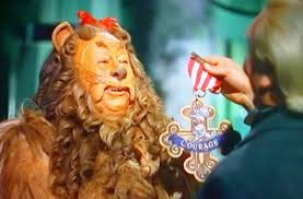 """We're Not """"Lion"""".  It Takes Courage to Teach Munchkins...Virtually!"""