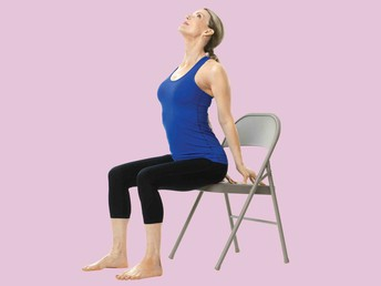 Chair Yoga with Nancy