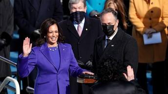 Vice-President of the United States, Kamala Harris
