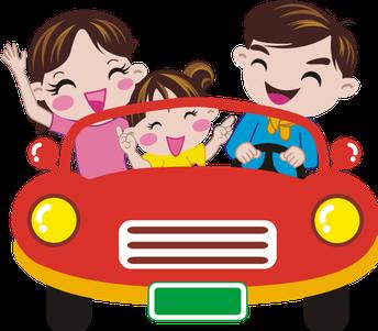 Back Car Line (Grades 3-5)