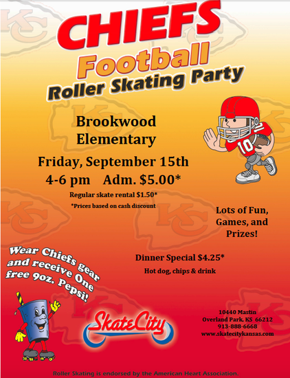 Brookwood Newsletter | Smore Newsletters for Education