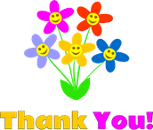 """A HUGE """"THANK YOU"""" to Traci Sanders!"""
