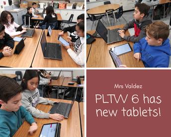 PLTW 6 ~ App Creators