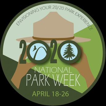 Free Entry to National Parks Week 4/18/20-4/26/20