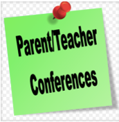 VIRTUAL Parent- Teacher Conferences are Coming Soon!