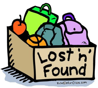 Lost and Found - FINAL NOTICE