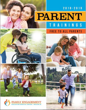 September ESC-20 FREE Parent Trainings