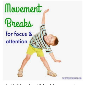 MOVEMENT AND LEARNING