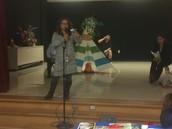 Priscilla Gallardo announced the next winner