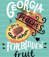 Georgia Peaches and Other Forbidden Fruit by Jaye R. Brown