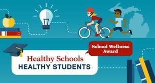 Michigan School Wellness Award Winner!