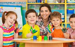 Early Childhood (PK/K teachers and aides only)