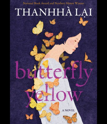 Butterfly Yellow by Thanhha Lai