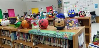 Pumpkin Character Contest