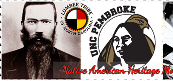 Native American symbols of the Lumbee Tribe