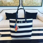 Stripes & Tassels!