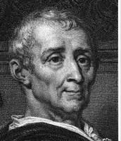 Montesquieu (1689-1755)