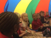 Parachute with Mrs. Lewis
