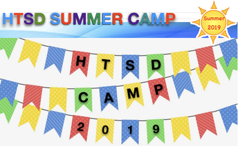 HTSD Summer Camp - Summer 2019