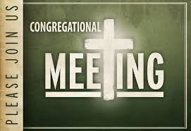 Announcing a Congregational Meeting to Elect Elders!