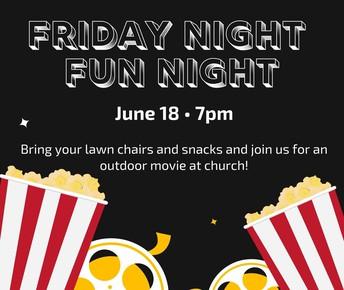 Friday Night Fun Night