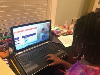 Collaborative Working via Skype!
