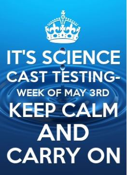 CAASPP- Science (For 8th graders ONLY)